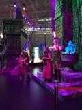 Gamex-Ausstellung Köln Lizenzfreies Stockbild