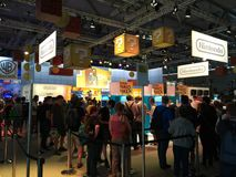 Gamex Exhibition Cologne Royalty Free Stock Photography