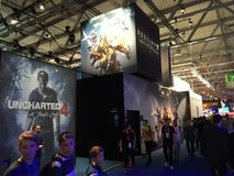 Gamex Exhibition Cologne. Gamex Exhibition in Cologne Germany Stock Image