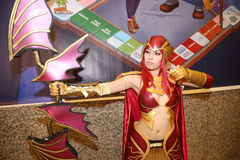 Gamex Istanbul Royalty Free Stock Images
