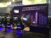 Gamex utställning Cologne Royaltyfri Fotografi