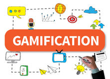 Gamification Images stock