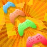 gaming Imagens de Stock