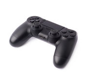 Gaming console controller isolated Stock Image
