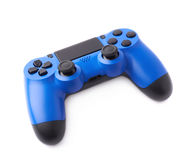 Gaming console controller isolated Royalty Free Stock Images