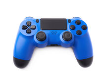 Gaming console controller isolated Royalty Free Stock Photography