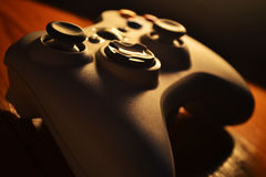 Gaming Controller Royalty Free Stock Photo