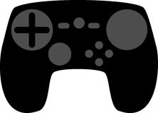 Gaming controller royalty free stock images