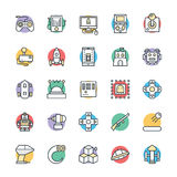 Gaming Cool Vector Icons 1 Stock Photo