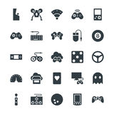 Gaming Cool Vector Icons 2 Stock Images