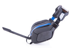 Gaming Headset with microphone Royalty Free Stock Photo