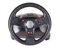 Gaming steering wheel Stock Images
