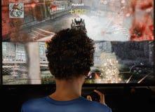 Gaming Royalty Free Stock Photo