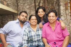 Gaminis family Stock Photo