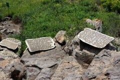 Gamla, Израиль стоковые изображения