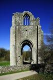 Gamla Abbey Ruins Royaltyfria Foton