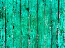 Gamla använde wood paneler för grunge bakgrund Royaltyfria Bilder