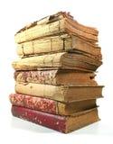 Gamla böcker Royaltyfri Fotografi