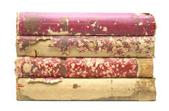 Gamla böcker Royaltyfria Foton