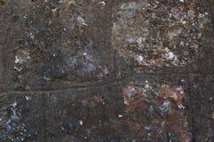 Gamla bakgrunder för textur för yttersidor för stenvägg, textur 38 Arkivfoto