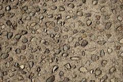 Gamla bakgrunder för textur för yttersidor för stenvägg, textur 8 Arkivfoton