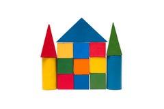 Gamla barns byggnadskvarter Royaltyfria Bilder