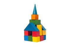 Gamla barns byggnadskvarter Royaltyfri Bild