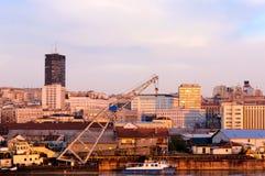Gamla Belgrade Fotografering för Bildbyråer