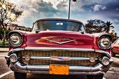 Gamla bilar arkivbilder