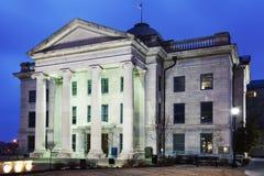 Gamla Boone County Courthouse i Columbia arkivfoton