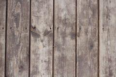Gamla bräden Täcka, textur för golv eller väggar Arkivfoto