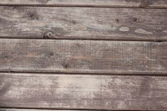 Gamla bräden Täcka, textur för golv eller väggar Fotografering för Bildbyråer