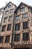 Gamla byggnader, Paris Royaltyfria Foton