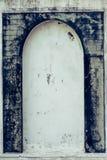 Gamla dörrar som göras av limefrukt Royaltyfri Fotografi