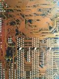 Gamla datordelar 4 Royaltyfri Bild