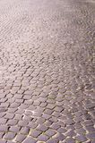 Gamla förberedande stenar Arkivfoto
