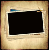 Gamla foto Arkivbilder