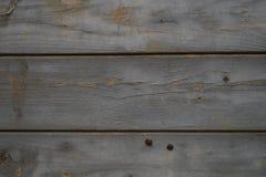 Gamla gråa bräden för Grungebakgrund arkivbilder