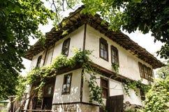 Gamla Hause Royaltyfri Fotografi