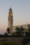 Gamla Jaffa. Fotografering för Bildbyråer