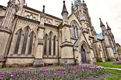 Gamla kyrkliga Toronto Fotografering för Bildbyråer