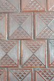 Gamla lergods glasad tegelplatta Royaltyfri Bild