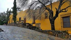 Gamla Mexico Royaltyfria Foton