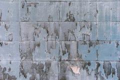 Gamla och smutsiga cementkvarterväggar texturerade bakgrund Arkivfoton