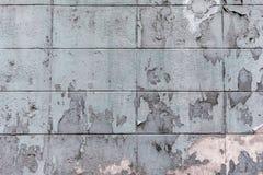Gamla och smutsiga cementkvarterväggar texturerade bakgrund Royaltyfri Foto