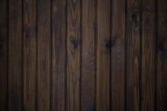 Gamla paneler för Wood bakgrund Royaltyfri Fotografi