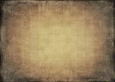 Gamla pappers- texturer - perfekt bakgrund med utrymme Royaltyfri Bild