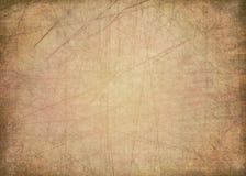 Gamla pappers- texturer - perfekt bakgrund med utrymme Arkivfoto