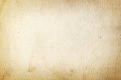 Gamla papperstexturer Fotografering för Bildbyråer