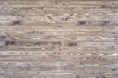 Gamla plankor med naturlig wood texturbakgrund Royaltyfri Bild
